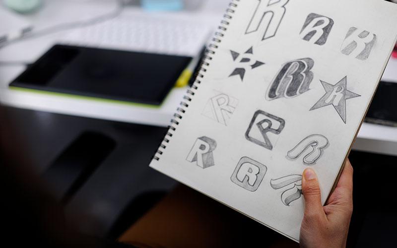 ロゴデザイン/ブランドロゴデザイン